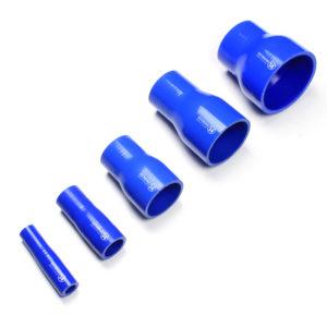 Silicone Straight Reducer 102mm Leg-0