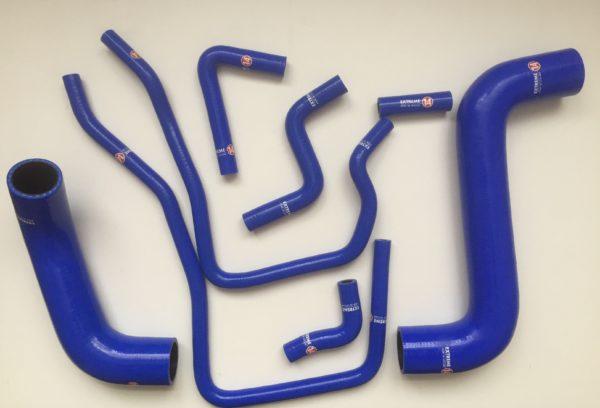 Impreza GDB New Age WRX&STI 2000-2007 Coolant Hose Kit-0