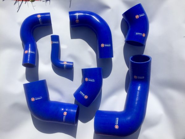 Lancer EVO 9 CT9A 2005-2007 Turbo Hose Kit-0